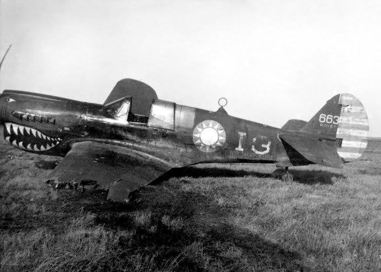 CACW P-40N 00