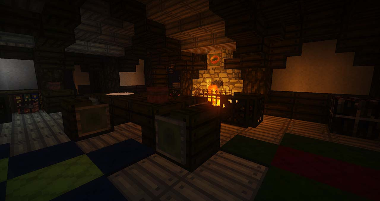 Minecraft Middle Earth By @mcmiddleearth: Bag End – The Hobbit Hole Where Frodo And Bilbo Live
