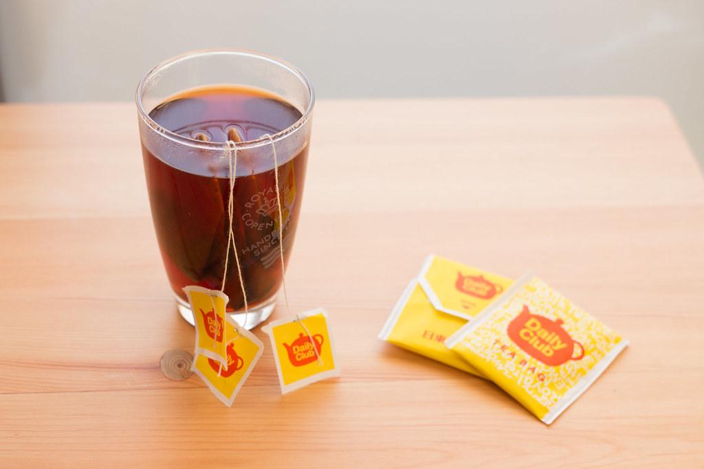 オピネル 紅茶のティーバック