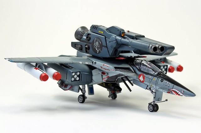 VF-1S Strike Valkyrie Grim Reapers-F