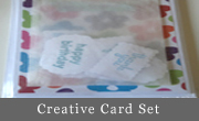 Creative Card Set