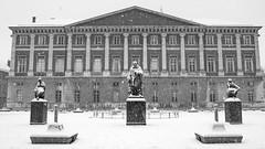 Palais de Justice - march impression