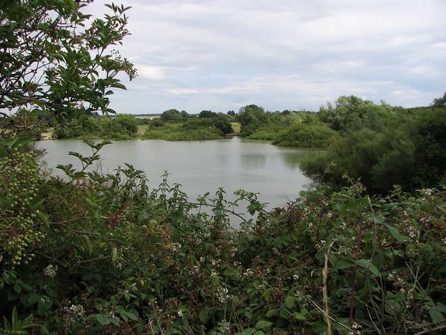 Lake near Brightlingsea