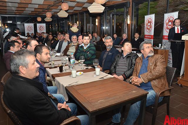 Türkiye Seyahat Acentaları Birliği (TÜRSAB) 23. Dönem Başkan Adayı Emin Çakmak-2