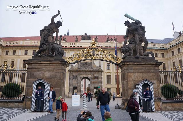 2017 Europe Prague 16 Prague Castle