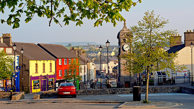 Boyle Town Centre
