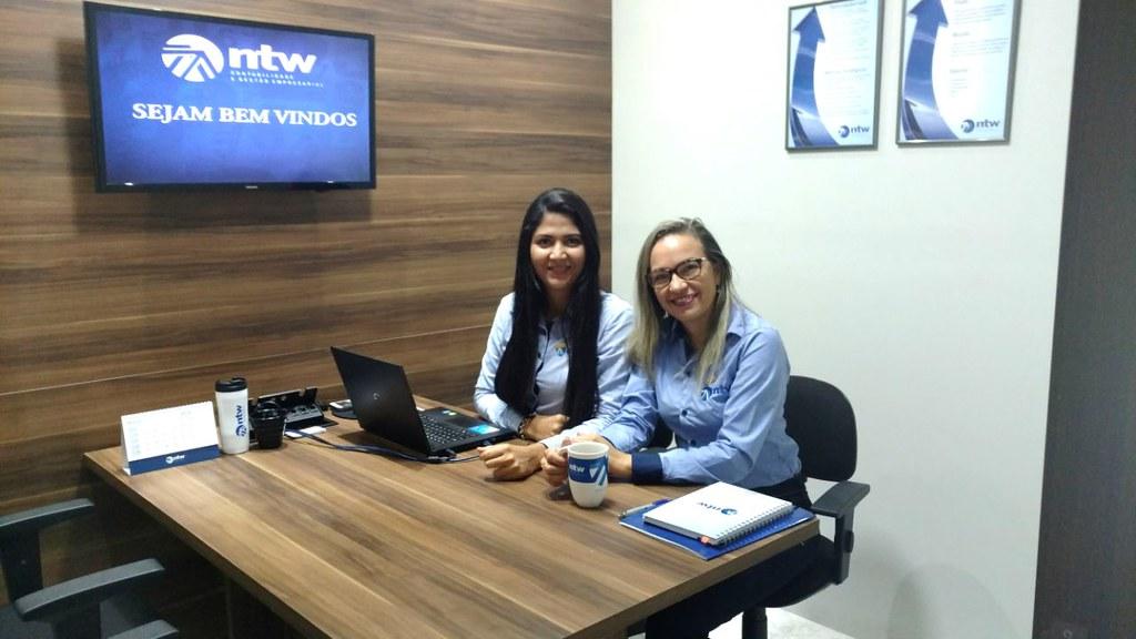 Inaugurada hoje, em Oriximiná, nova unidade da NTW Contabilidade, franquia2