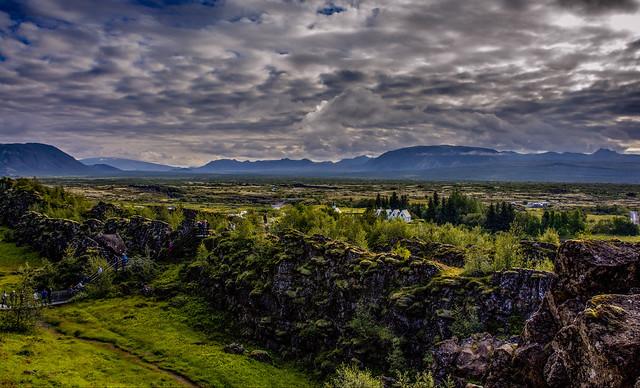 Landscape Iceland.
