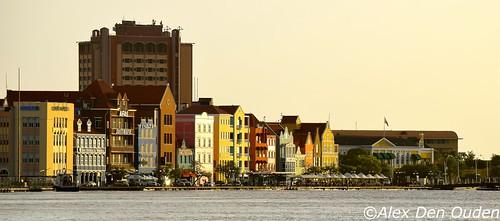 curacao punda harbour handelskade