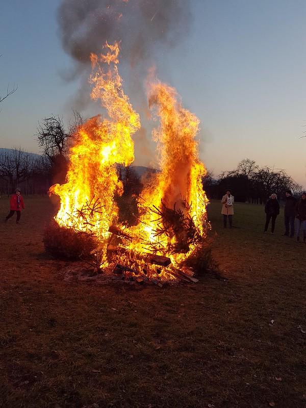Bergle on fire 2018