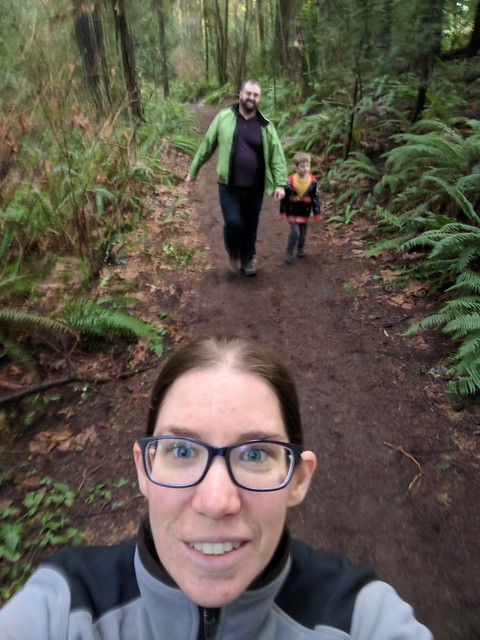 Bridle Trails Walk: Family