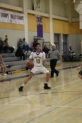 Varsity Boys BBall vs Fresno Christian55