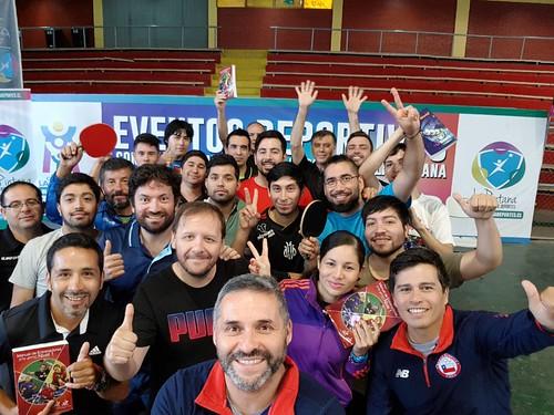 Curso de Entrenadores en CHILE 2018 (3)