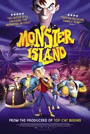 Hòn Đảo Quái Vật - Monster Island (2017)