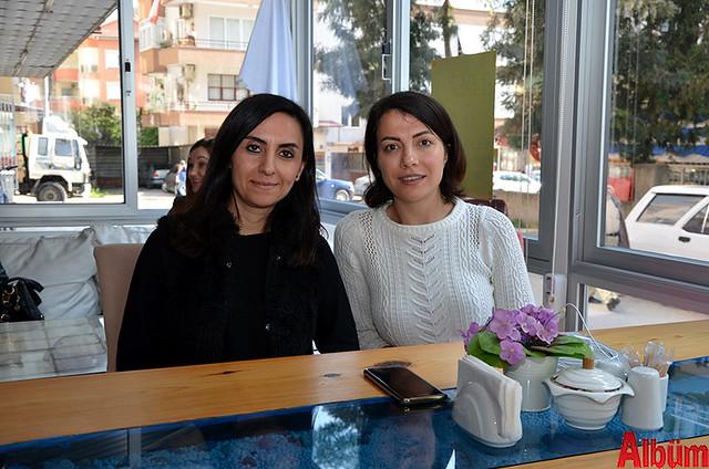 Sevcan Köse, Saniye Türker
