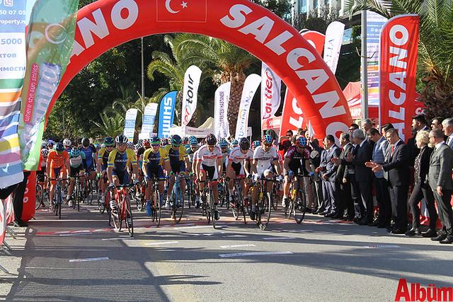 Grand Prix Alanya 1.2 Yol Yarışı