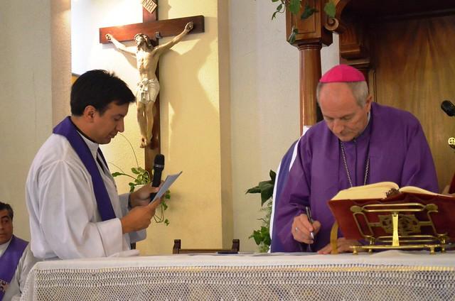 Asume nuevo administrador parroquial de Fátima (Lomas)