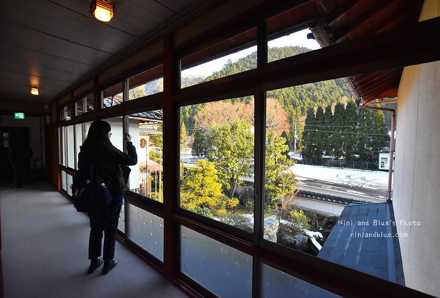 日本 美山住宿 生藥屋溫泉旅館10