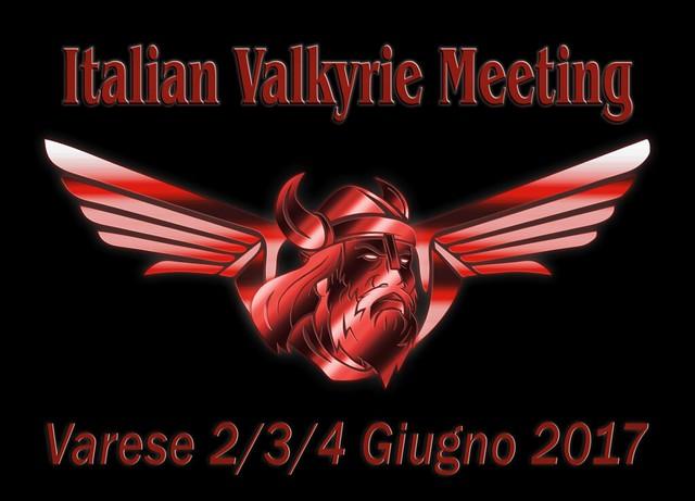 italian valkyrie Meeting Varese 2017
