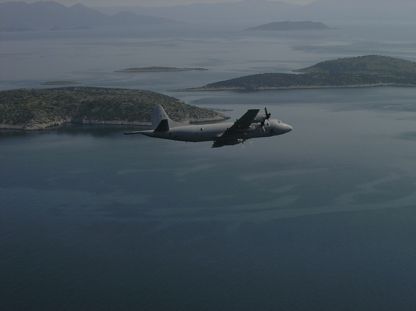 Hellenic Air Force - P-3 Orion