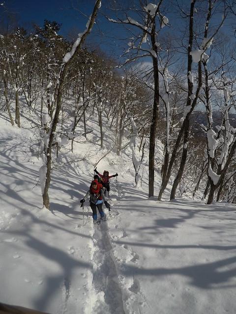 瀞川山スノーシューハイク (35)