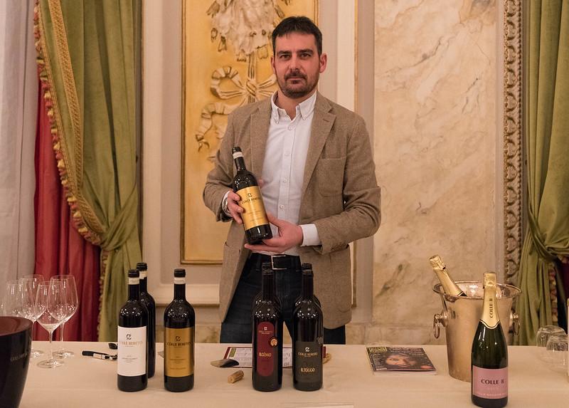 God Save the Wine Febbraio 2018 St Regis Vino Feste