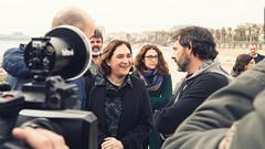 Vie, 16/02/2018 - 11:01 - L'alcaldessa explica el suport de l'Ajuntament de Barcelona a les ONG que fan rescat de persones refugiades al Mediterrani