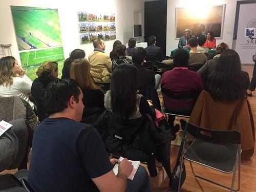 Segundo taller informativo para comunidad mexicana sobre temas migratorios