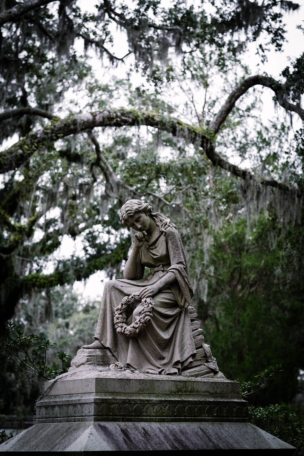 Bonaventure cemetery, Savannah, GA_DSF1283
