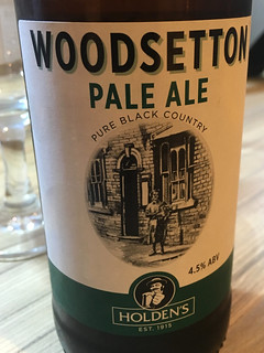 Holdens, Woodsetton Pale Ale, England