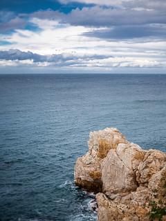 Rocky Algerian Beach