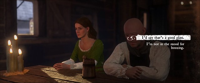 Kingdom Come Deliverance - Drinking With the Priest