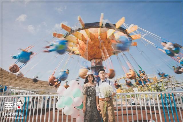 『婚紗攝影』告白樂園
