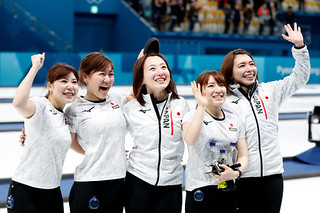 OLYMPICS-2018-CURL-W-GBR-JPN/