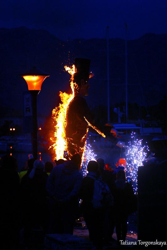 Лорд Кукольник в огне