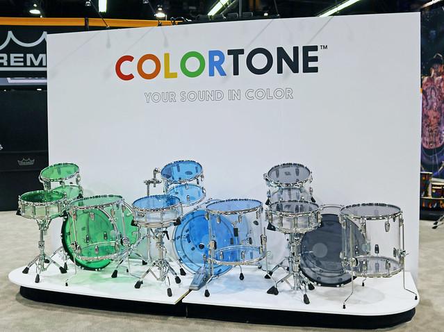 Drums - Remo Colortone (2)