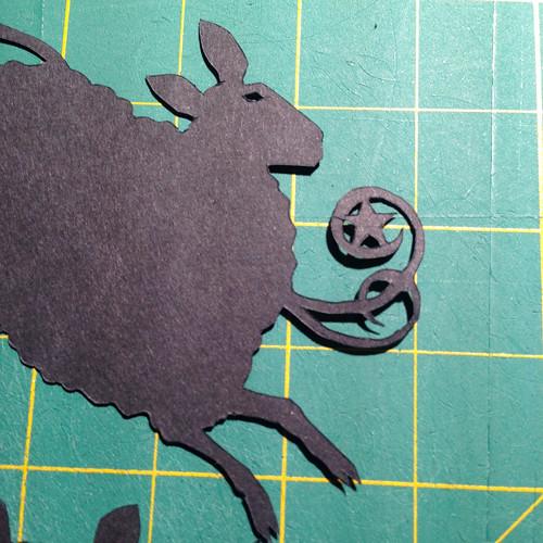 Arcanos cover art - sheep