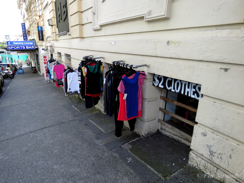 cheap second hand clothes K-road