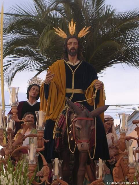 Hermandad De La Sagrada Entrada En Jerusalén ( La Borriquita).