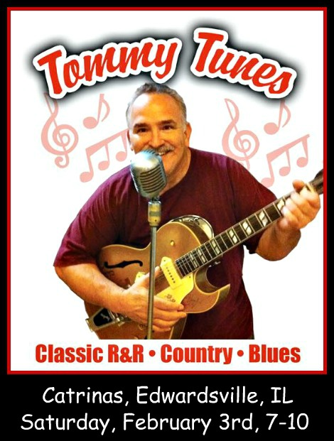 Tommy Tunes 2-3-18