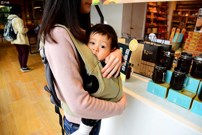 英國Caboo DXgo探索揹巾推薦嬰兒揹巾 (35)