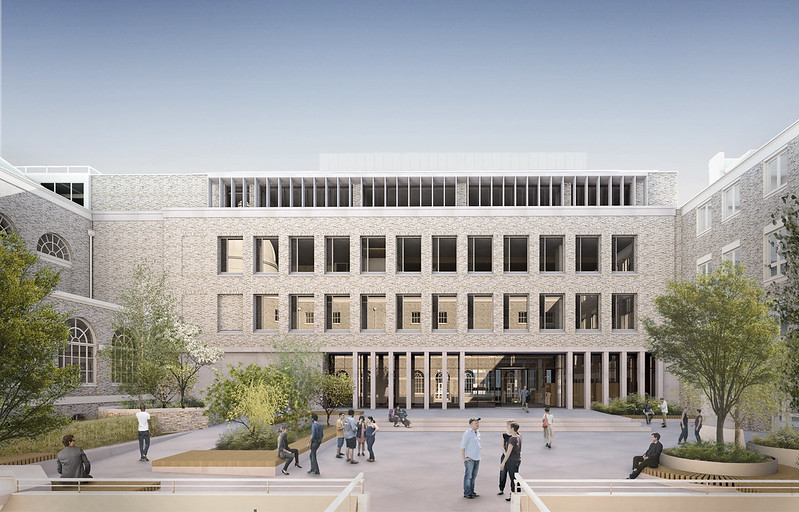 UCL's New Student Centre