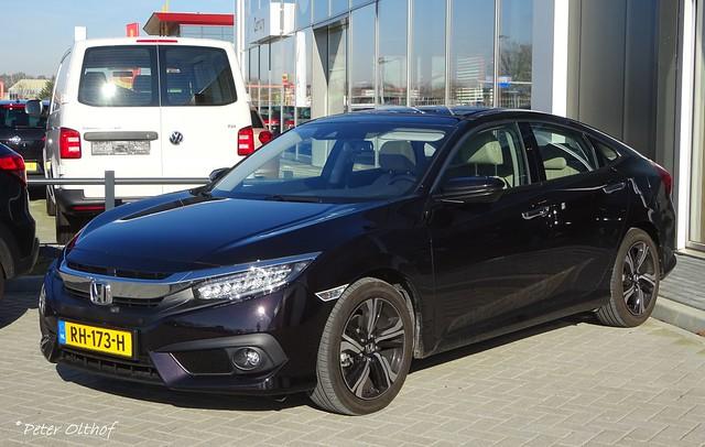 Civic (Mk10) - Honda
