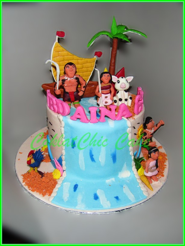 Cake Moana AINA 15 cm