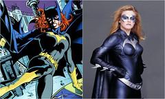 batgirl batman y robin