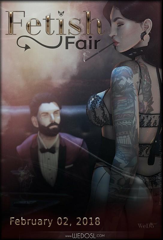Fetish Fair SL 2018