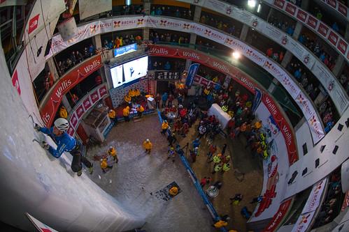 2018 UIAA Climbing World Cup - Saas-Fee