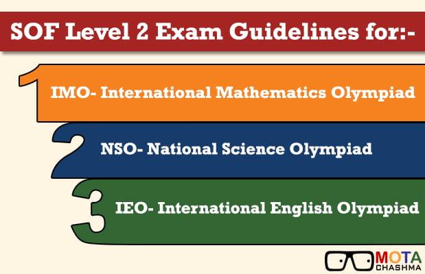 SOF Exam Guidelines