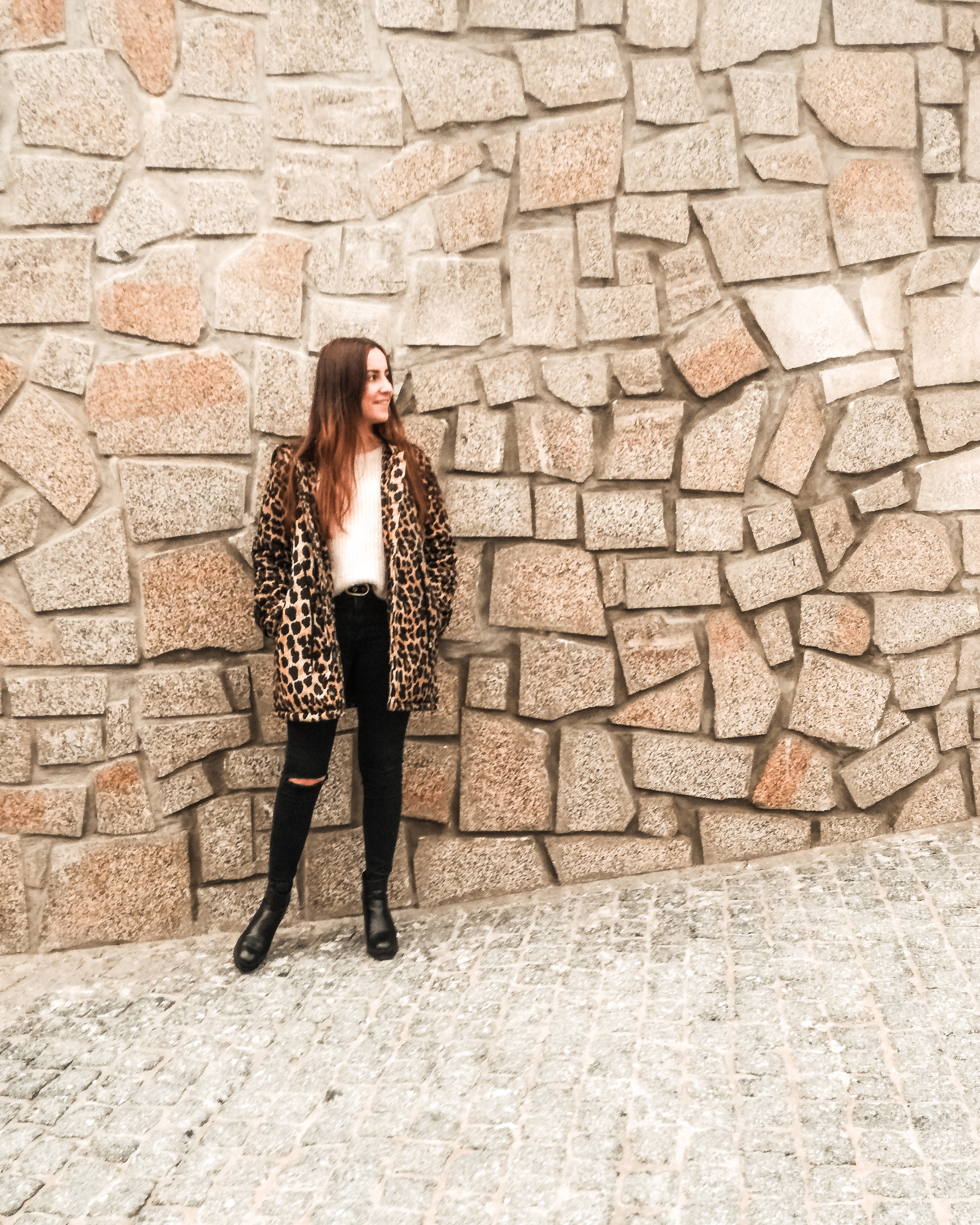 Outfit | How to Style Leopard Print Coat