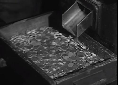 Philadellphia Mint planchets
